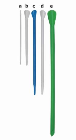 Powder spatula smartSPATULAS®, PP