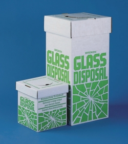 Disposal Cartons for Broken Glass