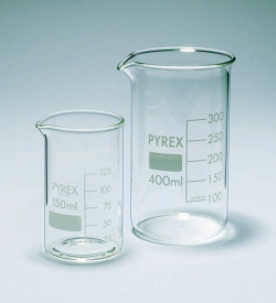 Beakers, tall form, Pyrex®