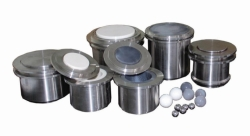 Grinding jars and accessories for Planetary Ball Mill BM40