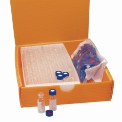 LLG-2in1 KITs with snap ring vials ND11 (wide opening)