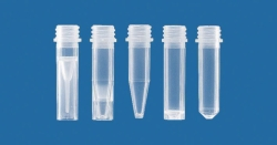 Micro tubes, PP, without screw cap